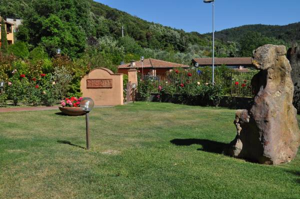 """giardino privato """"Quercia"""""""